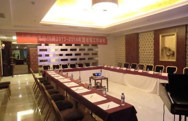 Yashidu Suites - Conference - 8