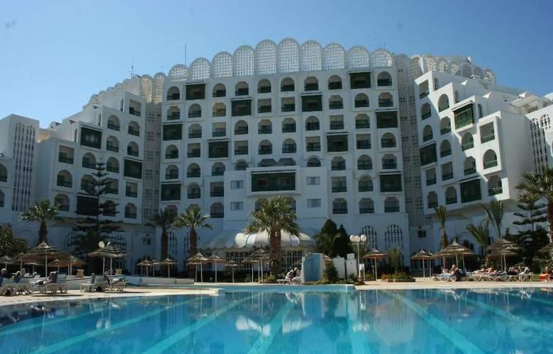 Marhaba Palace - Hotel - 11