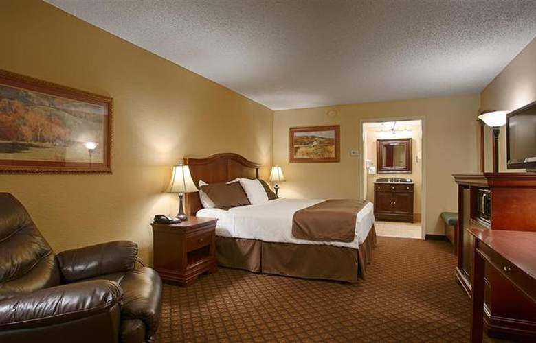 Best Western Coach House Inn - Room - 132