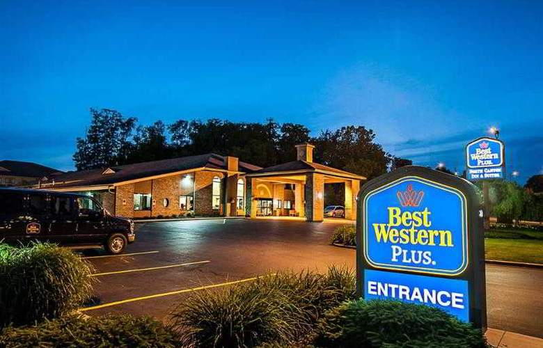 Best Western Plus North Canton Inn & Suites - Hotel - 19