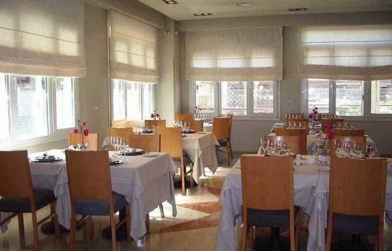 Silken Torre Garden - Restaurant - 5