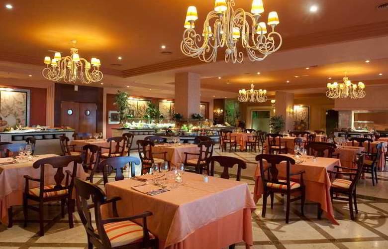 Elba Estepona Gran Hotel & Thalasso Spa - Restaurant - 21