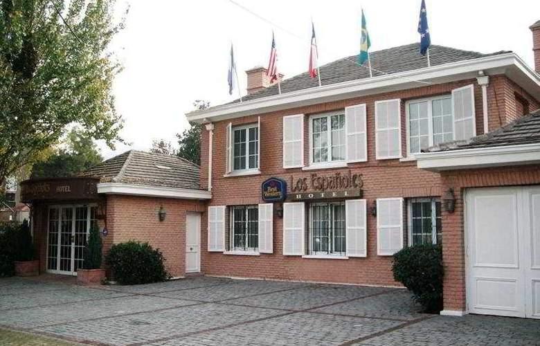 Best Western Hotel Los Españoles - General - 2