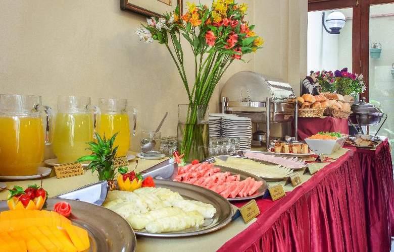 Embajadores Hotel - Restaurant - 17