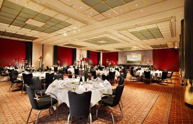 Sheraton Amsterdam Airport Hotel & Conference - Restaurant - 56