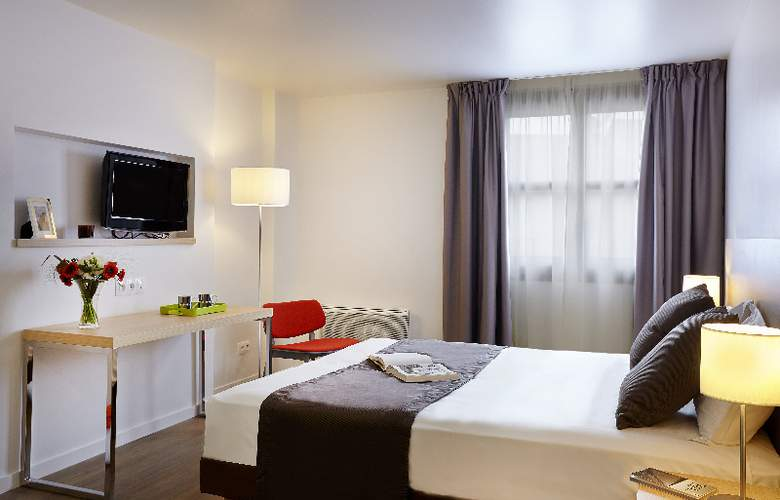 Citadines Lyon Presqu'Ile - Room - 4