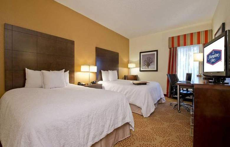 Hampton Inn Anderson - Room - 6