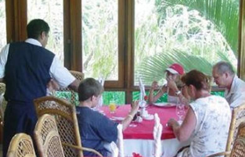 Villa Gaviota Santiago - Restaurant - 0