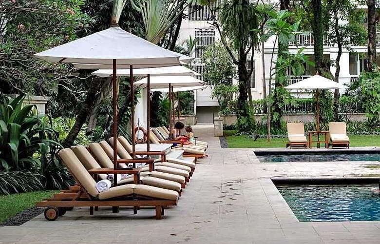 The Dharmawangsa - Pool - 21