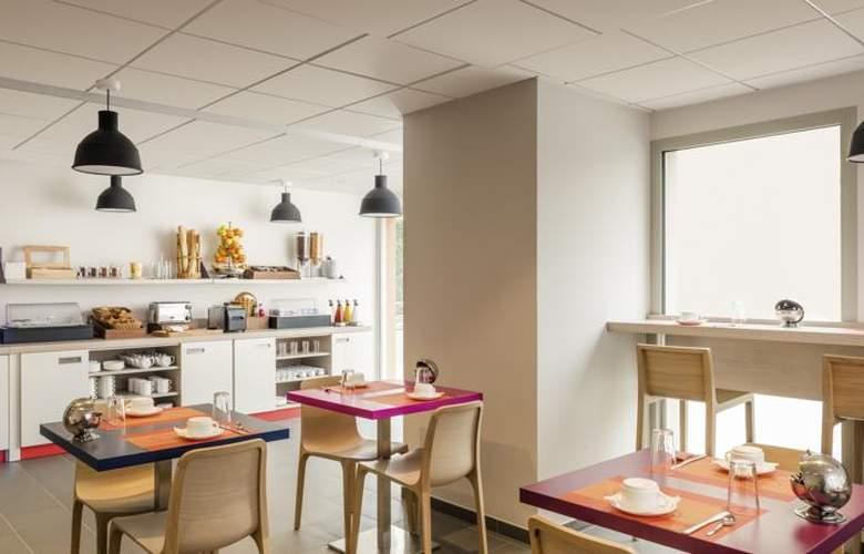 Adagio Access Dijon Republique - Restaurant - 5