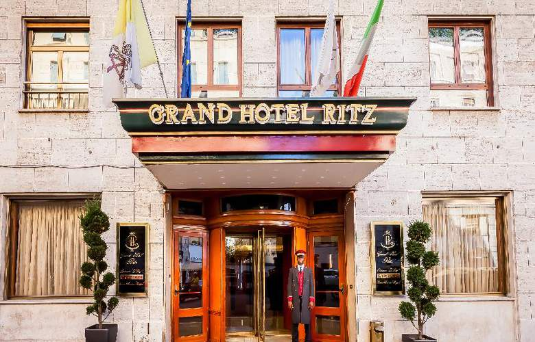 Grand Hotel Ritz - Hotel - 3