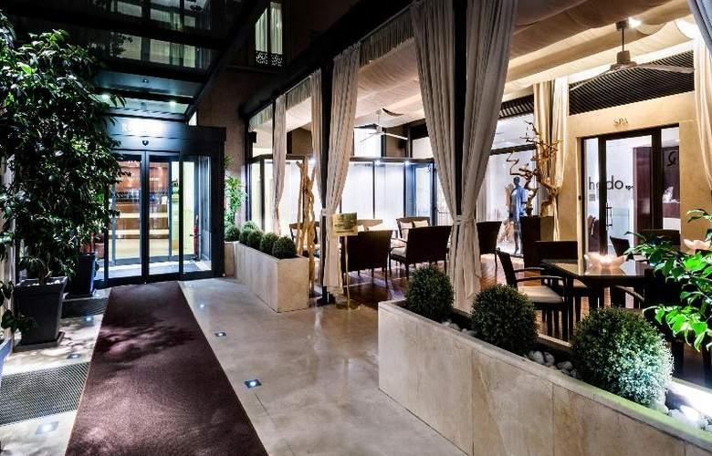 Best Western Premier Hotel Cristoforo Colombo - Terrace - 41