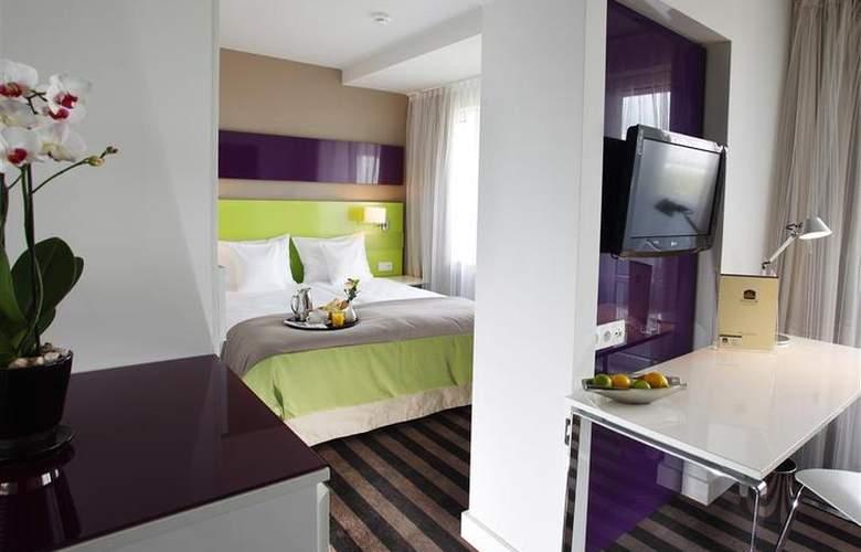 Park Inn by Radisson Katowice - Room - 14