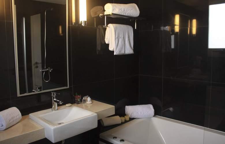 Axsur design hotel desde 54 montevideo for Designhotel 54