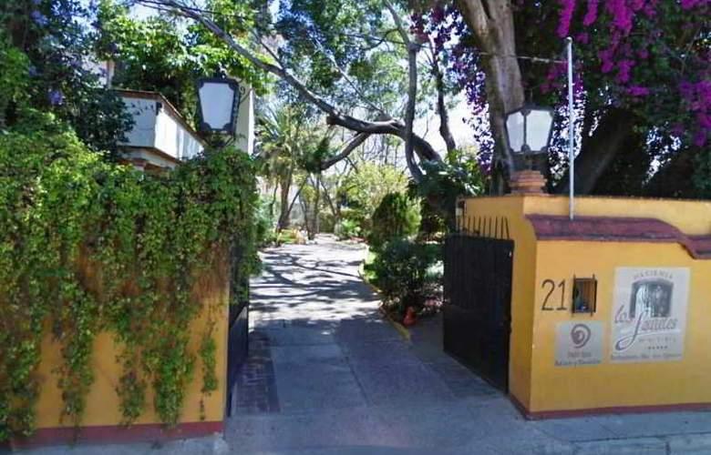Hacienda Los Laureles - Hotel - 1