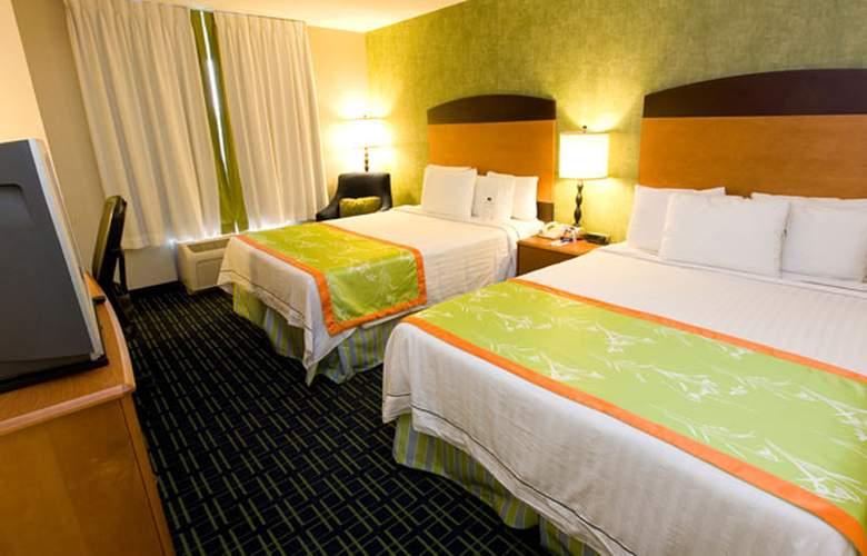 Fairfield Inn by Marriott Monterrey Aeropuerto - Room - 1
