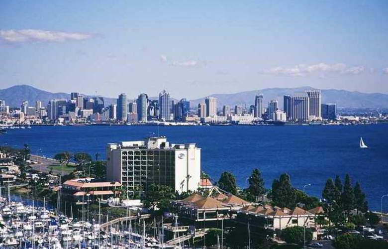 Hilton San Diego Airport / Harbor Island - Hotel - 14