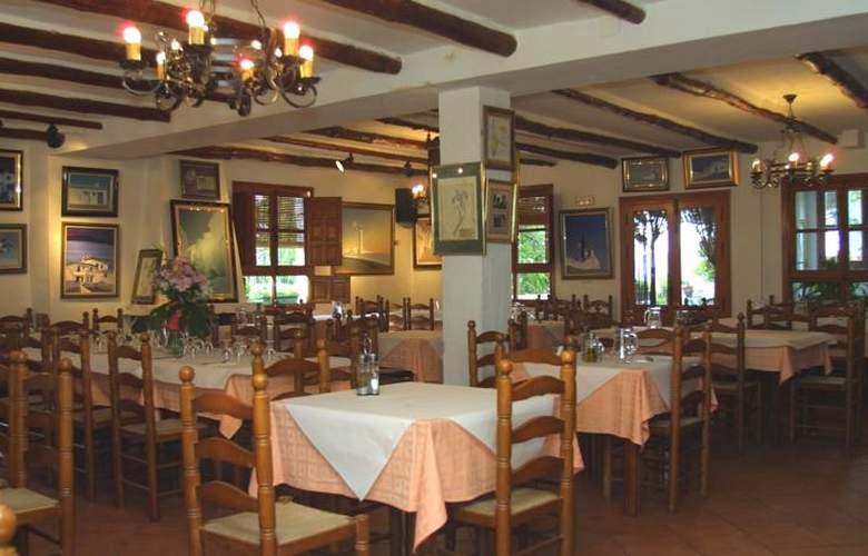 Hostal Poqueira - Restaurant - 4