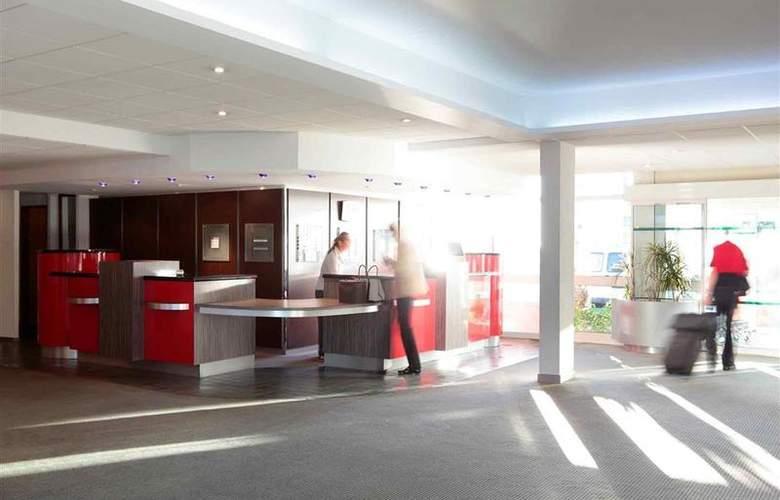 Novotel Perpignan - Hotel - 21