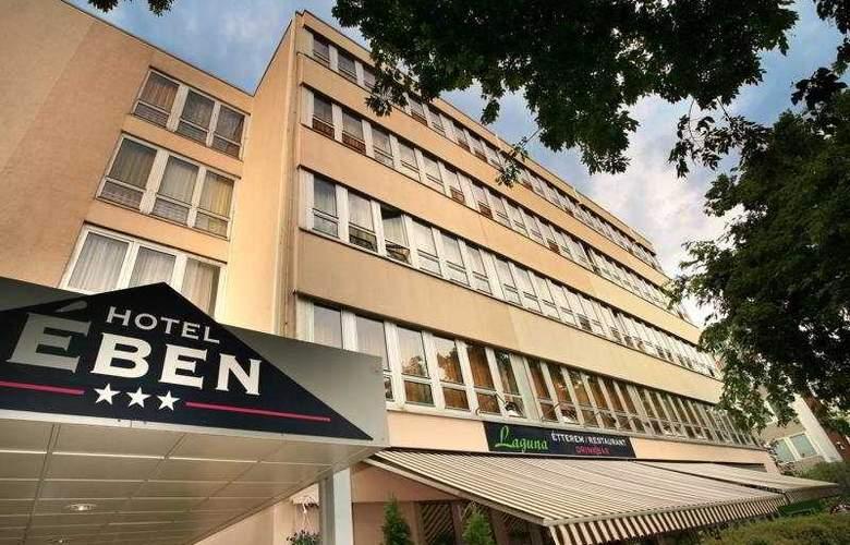 Gerand Hotel Eben - Hotel - 0