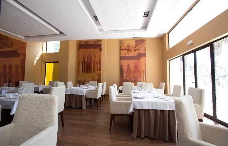 M.A. Sevilla Congresos - Restaurant - 26
