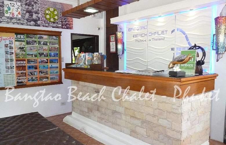 Bangtao Beach Chalet Phuket - General - 30