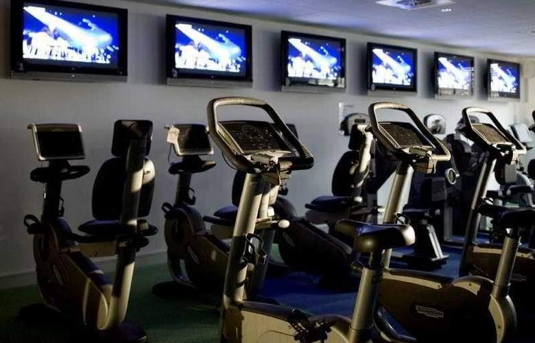 Village Cardiff - Hotel & Leisure Club - Sport - 7