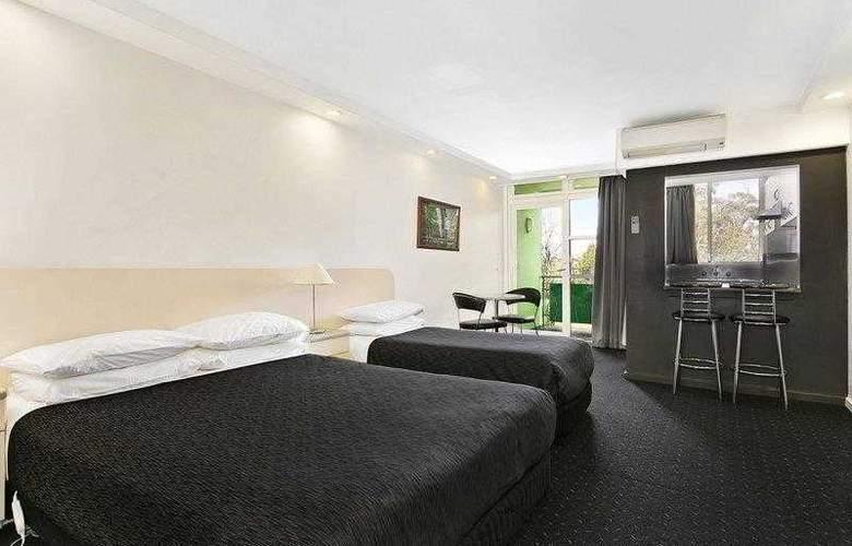Best Western Melbourne's Princes Park Motor Inn - Hotel - 5