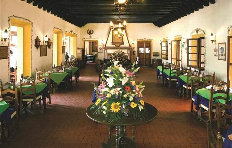 BW Hotel y Centro de Convenciones Posada Don Vasco - Restaurant - 5