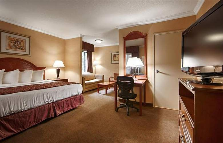 Best Western Hollywood Plaza Inn - Room - 49