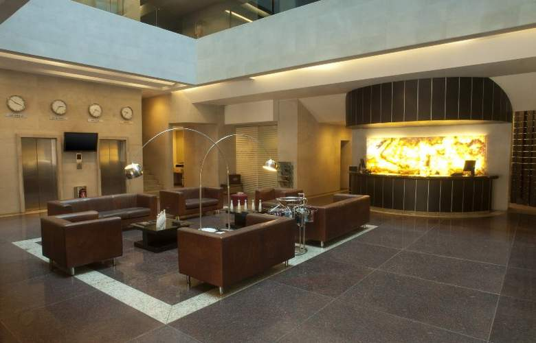 Four Points by Sheraton Mexico City - General - 1