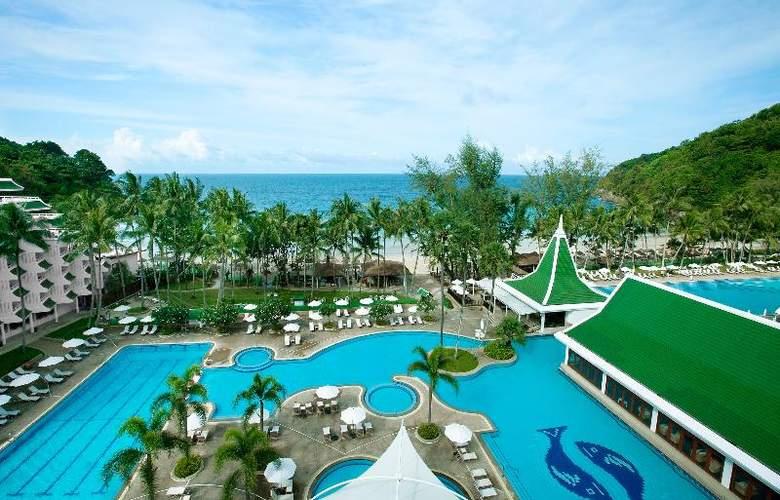 Le Meridien Phuket Beach Resort - Pool - 21
