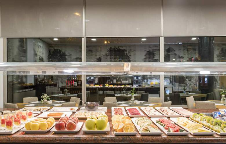 Ilunion Alcala Norte - Restaurant - 4
