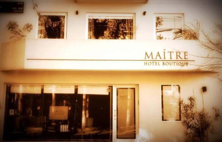 Maitre - Hotel - 0