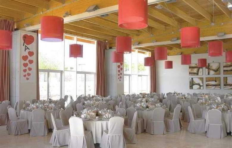 Isla de la Garena - Restaurant - 4