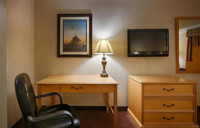 Best Western Rosslyn/Iwo Jima - Room - 52