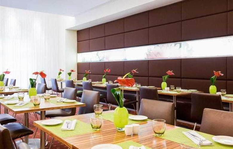 Novotel Muenchen City - Hotel - 39