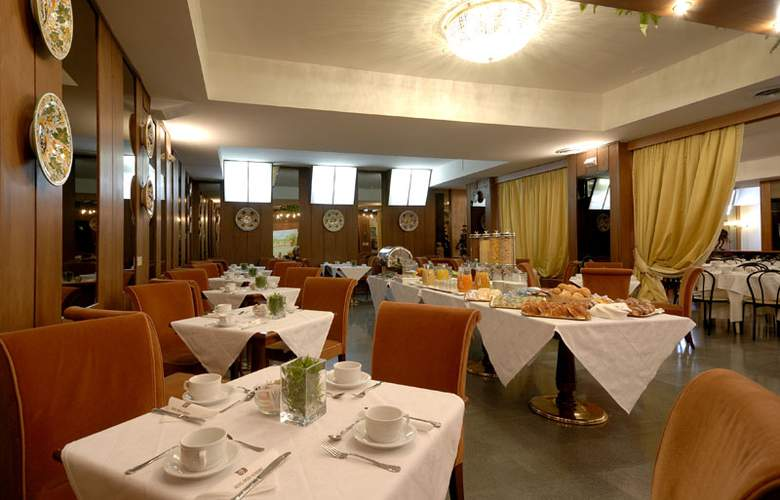 Delta Florence - Restaurant - 6