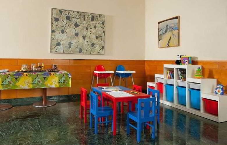 NH Ciudad de Cuenca - Restaurant - 20
