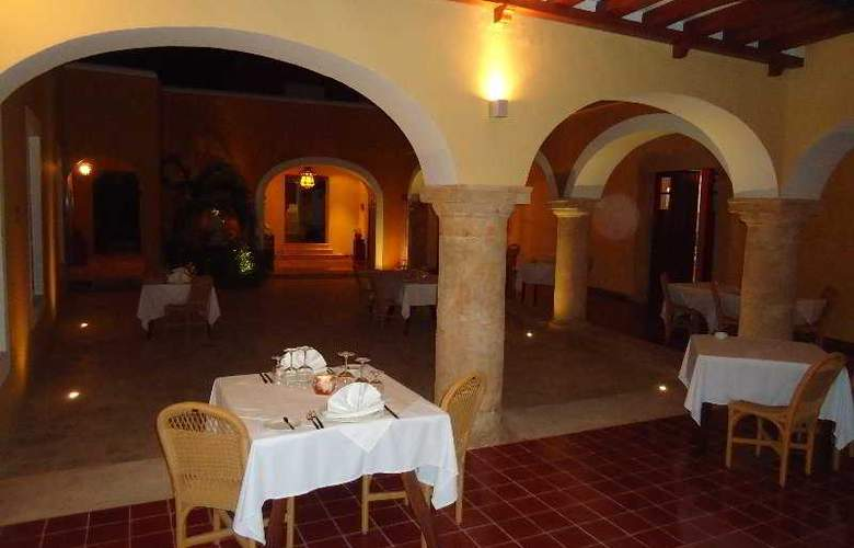 Casa Don Gustavo Hotel - Restaurant - 5
