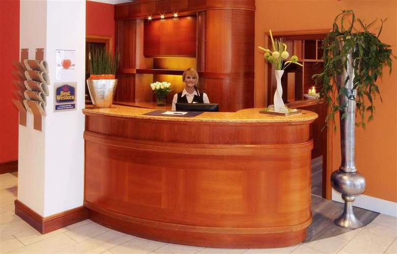 Best Western Hotel Leipzig City Center - General - 43