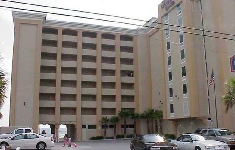 Hampton Inn Daytona Shores-Oceanfront - Hotel - 3