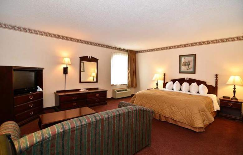 Best Western Music Capital Inn - Room - 65