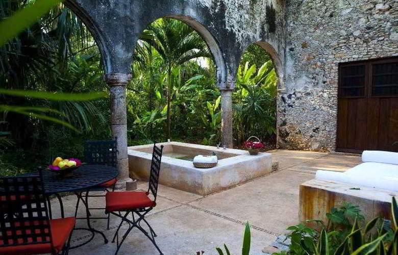 Hacienda Santa Rosa Boutique - Terrace - 21