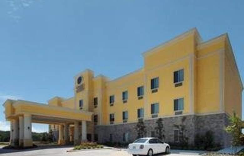 Comfort Suites (Houston/Intercontinental Airport) - Hotel - 0