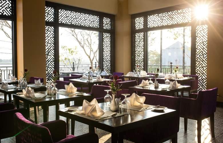 Royal Riverside Hoian - Restaurant - 3
