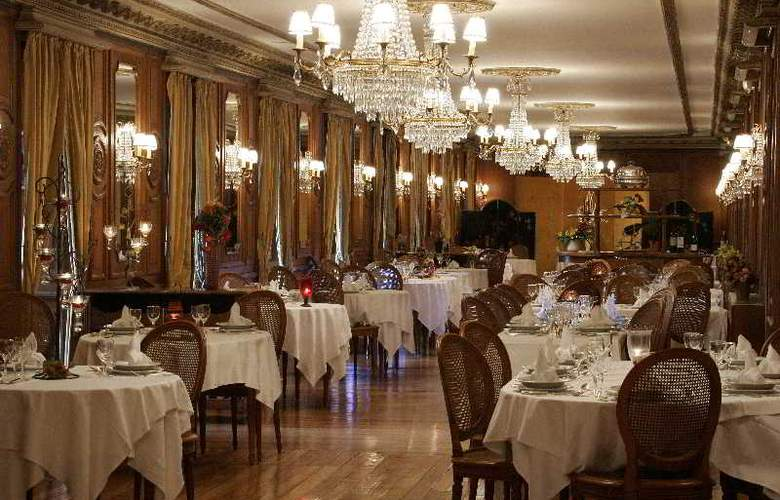 Grand Hotel Gallia et Londres - Restaurant - 19