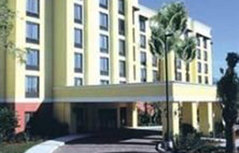 Springhill Suites by Marriott-Tampa - Hotel - 0