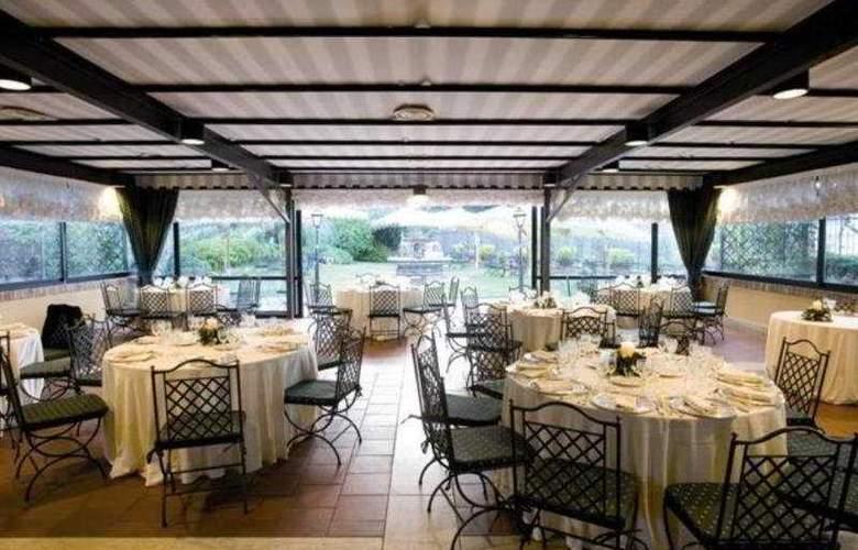 Culture Hotel Villa Capodimonte - Restaurant - 10