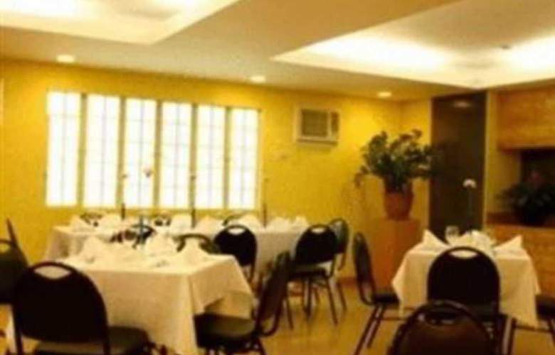 Nichols Airport Hotel - Restaurant - 4